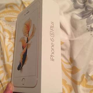 iPhone 6S Plus (unlocked) 16g