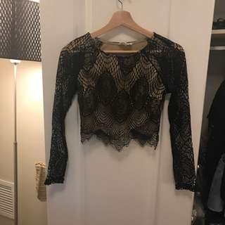 Lace Top - From Honey