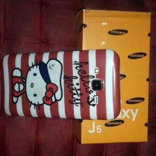 Samsung J5 White Muluss