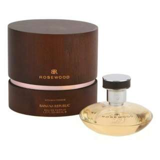 banana republic perfum 100ml -  rosewood