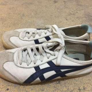 亞瑟士tiger 復古球鞋