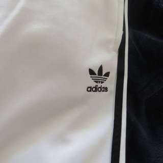Brand New White Adidas Pants