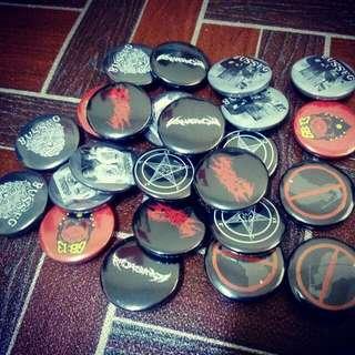 Button Badges RM1.