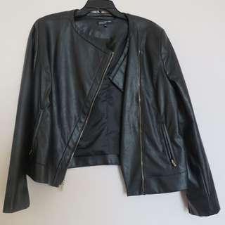 Jones New York Leather Jacket