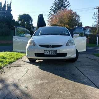 Honda Fit 2004 Low Kms