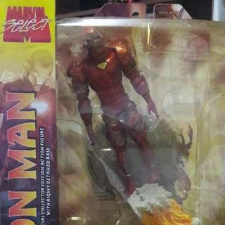 Marvel Select Ironman