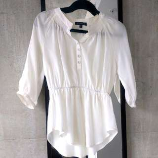 Silk Velvet Heart Shirt