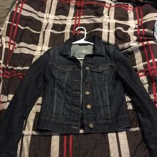 Dark Blue Mavi Jean Jacket Xs
