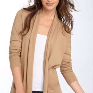 Michael Kors Beige Cardigan (small)