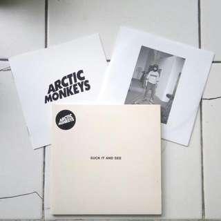 🎉 SALE!!! Arctic Monkeys (Suck It and See)