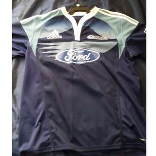 Auckland Blues Jersey Mens Size XL