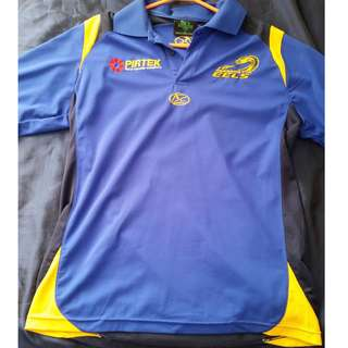 Parramatta Eels supporters top
