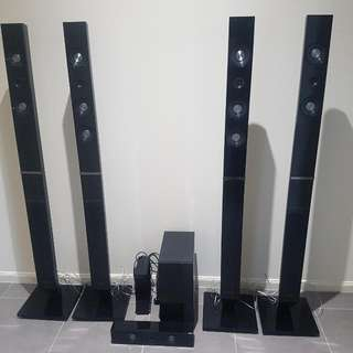 Samsung Home Theatre System