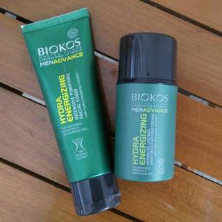 BIOKOS Men Hydra Energizing Set