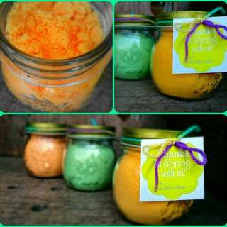 Body Scrub Event Giveaway Lot Of 10