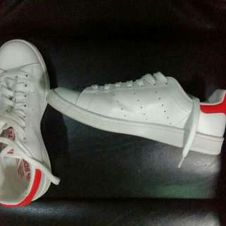 Adidas Stan Smith ( Red )