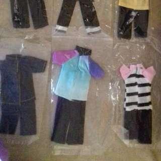 Baju Handmade Ken 11.000/ 3 Pcs