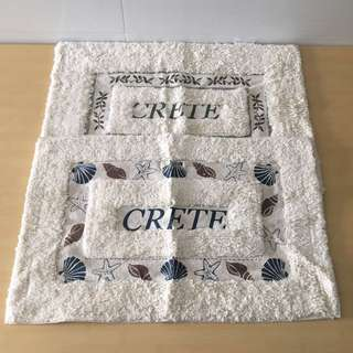 Brand New Floor Mat From Greece