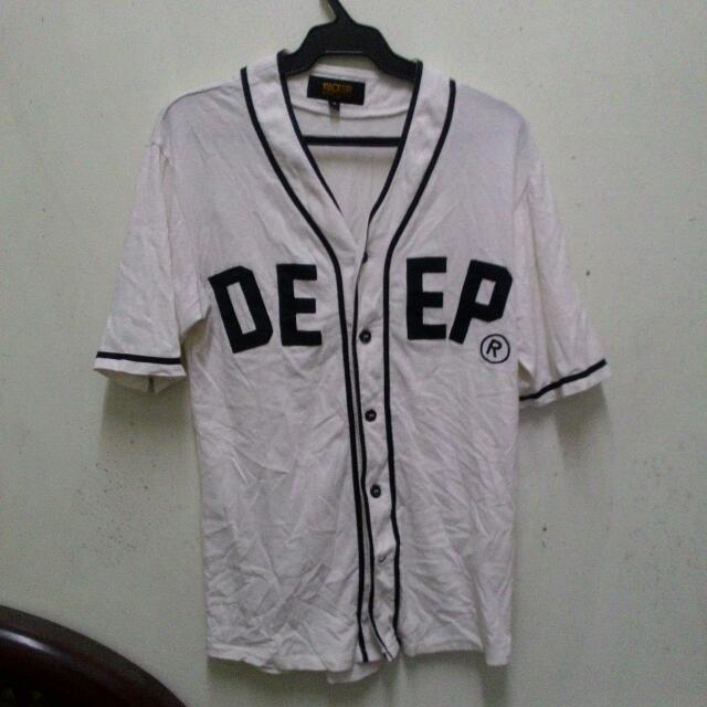 10x DEEP Baseball Tee