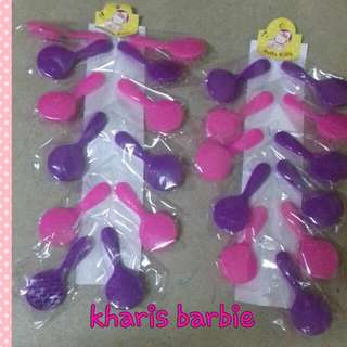 Aksesoris Barbie 01 5000/3 Pcs