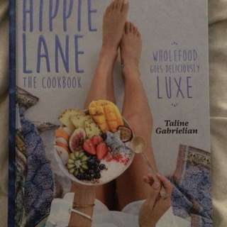 Hippie Lane The Cookbook