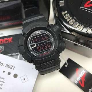 Casio G-Shock G9000MS-1 Mudman Stealth Black