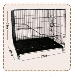 [ PET FOODIES ] CAT CAGE/VILLA As Low As $70