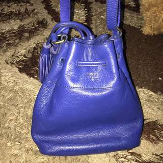 Authentic fossil Bag Serut