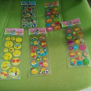 Minions, Emjoi Sticker