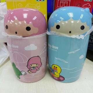 7 Eleven Sanrio Characters Ceramic Mug-kiki Lala