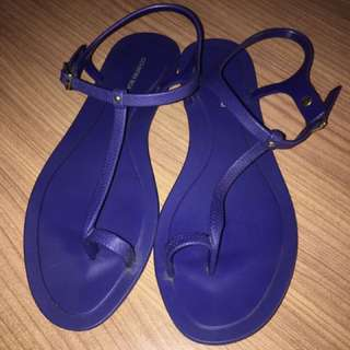 Country Road Blue Sandals
