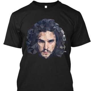 Jon Snow tees for sale! 😎