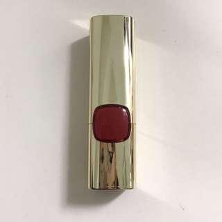 L'Oréal巴黎萊雅純色訂製唇膏 色號RC301