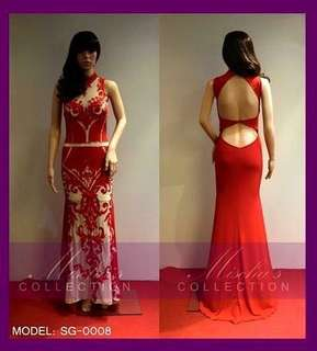 STRETCH GOWN FOR SALE