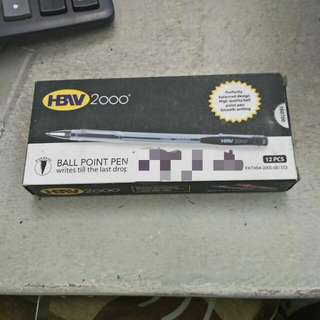 HBW 2000 ballpen
