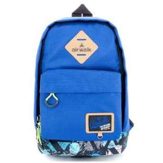 Airwalk iPad Backpack - Blue