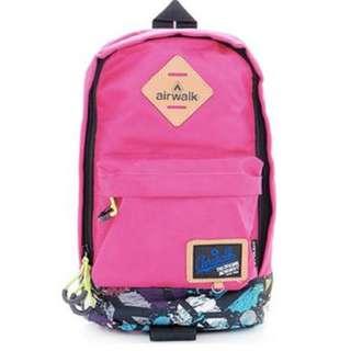 Airwalk iPad Backpack - Pink