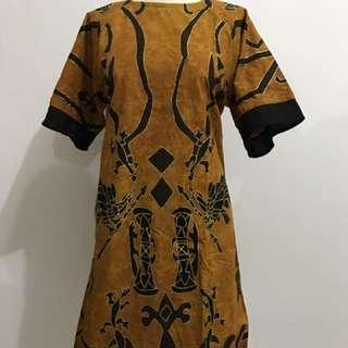 Dress Batik Tulis Papua