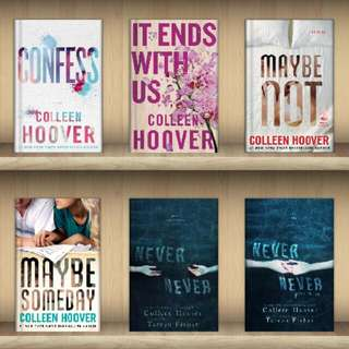 Colleen Hoover Ebooks
