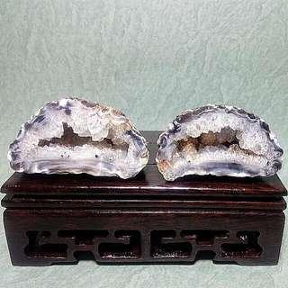 瑪瑙小晶洞/雷公蛋(300)