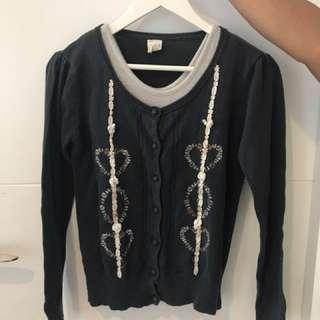 High Quality Cardigan Import Korea