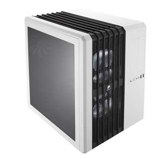 BNIB - Corsair Carbide Series Air 540 ATX Cube Case - Arctic White  (Comes with local invoice and warranty)