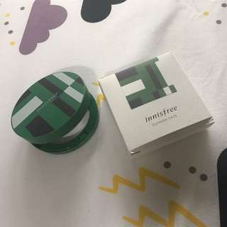Innisfree Cushion Case and Refill