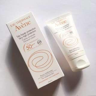 Avene Mineral Cream (Sunscreen) SPF 50+