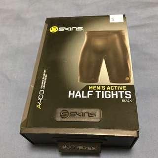 Skins A400 Men's Active Half Tights Compression