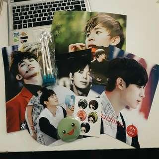 VIXX Hongbin Fansite Goods