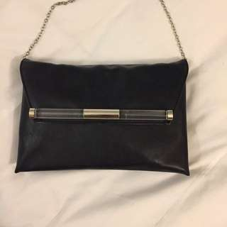 Black Tony Bianco Handbag