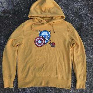 Hoodie Marvel