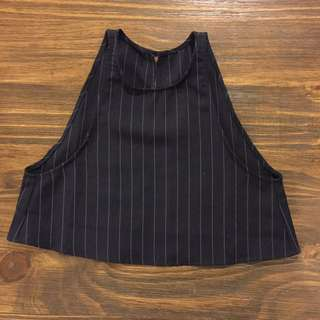 American Apparel Lulu Crop Top (Sz Small)