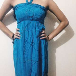 Boracay Beach Dress (preloved)
